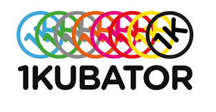 Logo 1kubator transformation par Resiliences