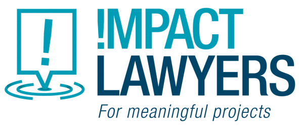 Logo Impact Lawyers transformation par Resiliences