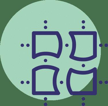 Icon - Formation nouvelles formes d'organisation