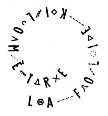 La folie Kilomètre logo