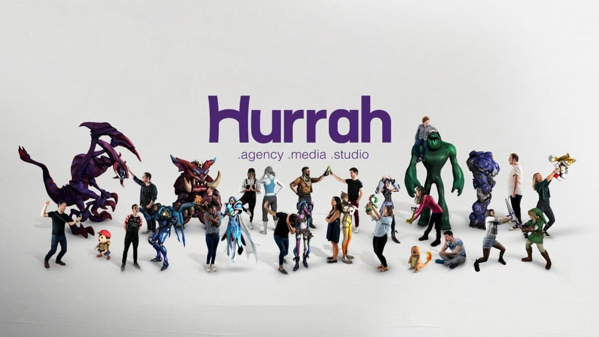Bannière Hurrah Group Holacratie