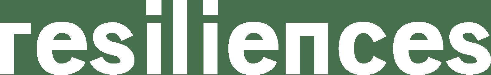 Resiliences conseil transformation organisationnelle logo blanc